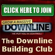 The Downline Building Club