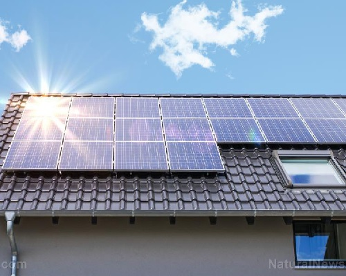 Solar power costs up to 3x