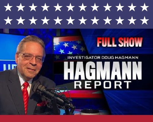 The Hagmann Report Live – May 4, 2021